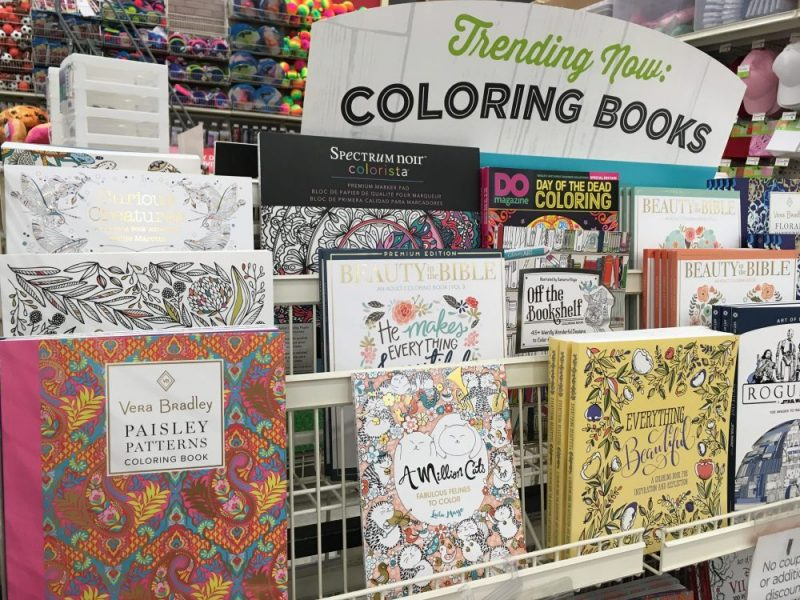 Zentangle® vs Coloring Books for Adults